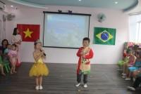 Du lịch đất nước Brazil