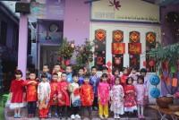 Hội chợ quê chào Xuân Kỷ Hợi 2019 của các bé trường Dream House